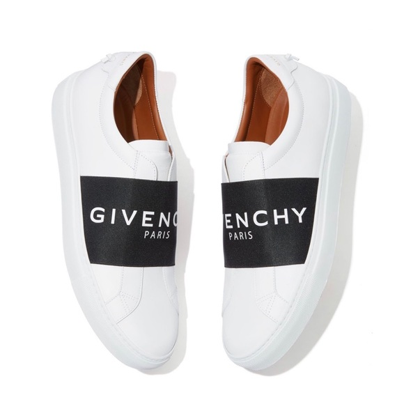 Sold Givenchy Paris Strap Sneakers